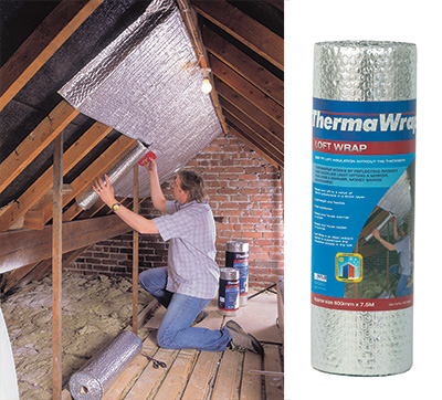 Diy Products Thermawrap Foil Ybs Insulation
