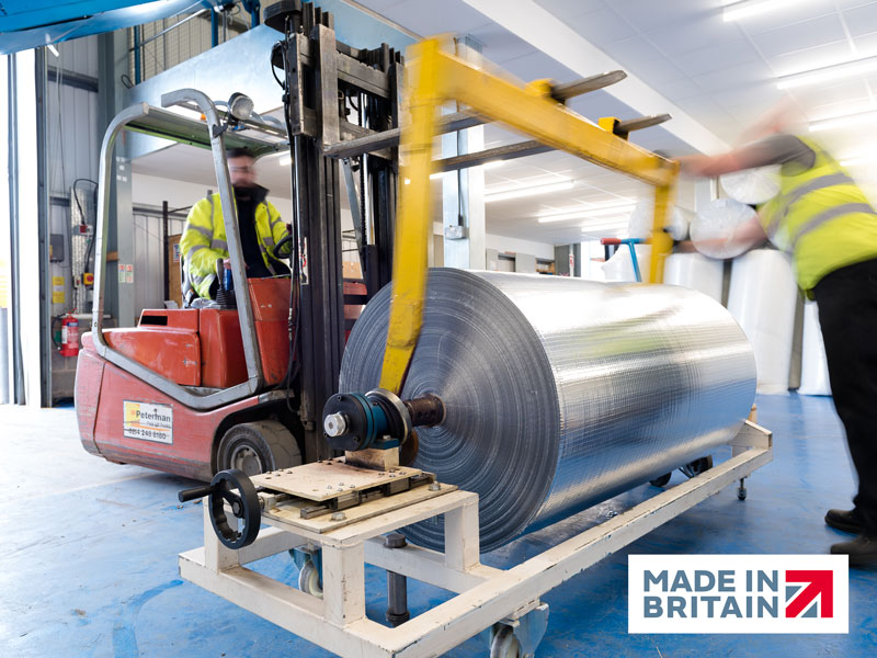 made in Britain insulation